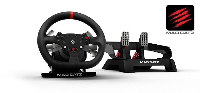 Mad Catz lanza accesorios para el proximo Xbox