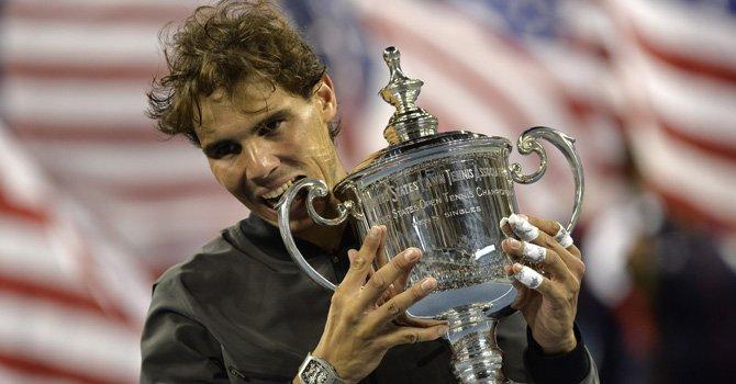 Rafael Nadal agranda su mito