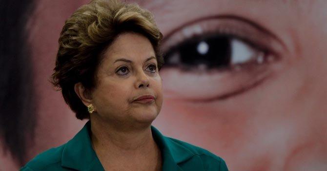Rousseff pide explicaciones a EE.UU. por espionaje