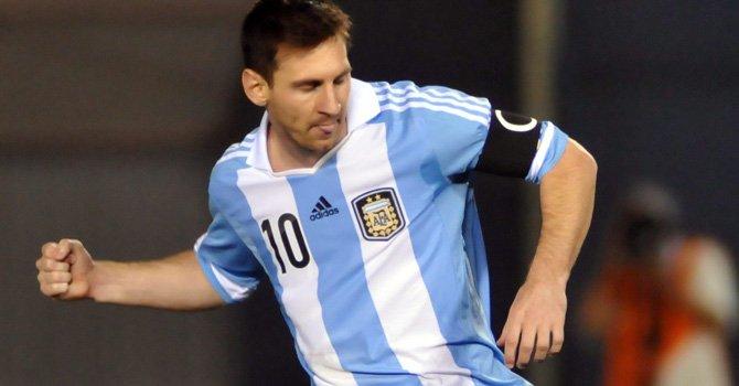Argentina ya está en Brasil 2014