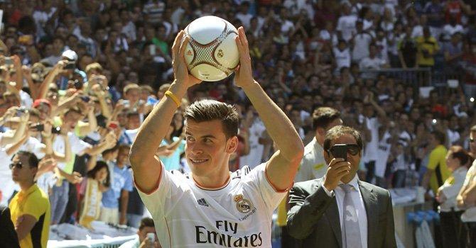Bale podría debutar ante el Villarreal