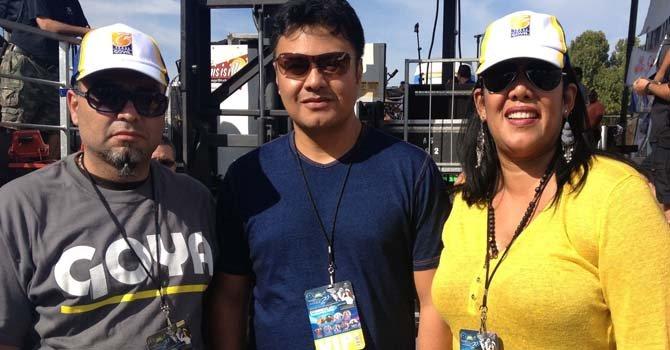 VIPs y patrocinadores disfrutaron del Festival