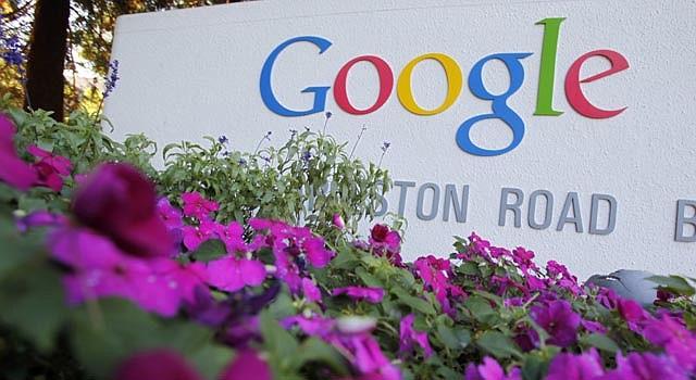Sede de Google, en California.