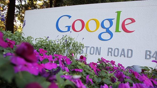 Sede de la compañía de internet Google.