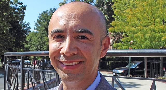Gustavo Valásquez en septiembre de 2013.