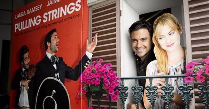 Jaime Camil, orgulloso de interpretar a un mariachi