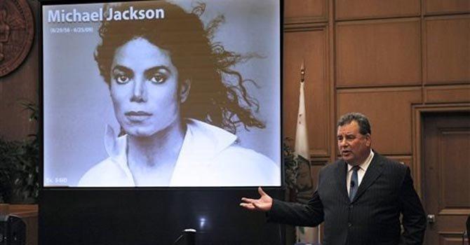 """""""Mercenarios"""" sacrificaron la vida de Michael Jackson"""