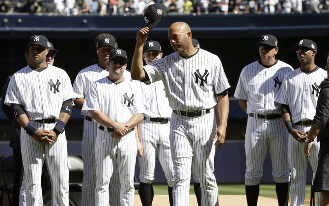 Mariano Rivera dice adiós en Yankee Stadium