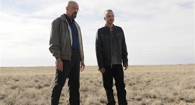 """Breaking Bad"" y ""Modern Family"" triunfan en los Emmy"