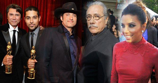 Espectácular noche latina en la entrega de los Alma Awards 2013