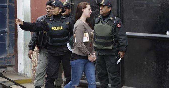 Perú: mulas británicas siguen bajo investigación