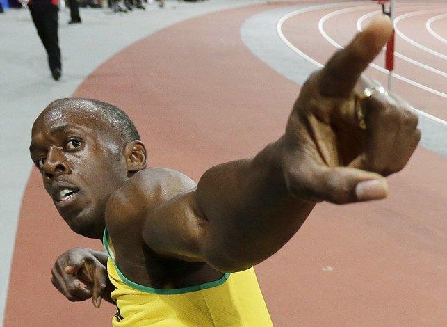 Usain Bolt candidato al premio Mejor Atleta del Año