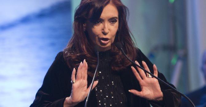 Argentina: Cristina Fernández retoma liderazgo