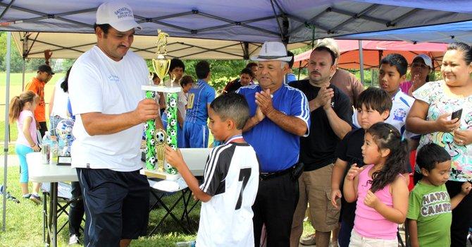 Los futbolistas del futuro se forman en MD