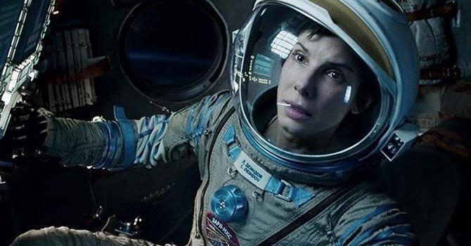 """""""Gravity"""" sigue al frente de la taquilla"""