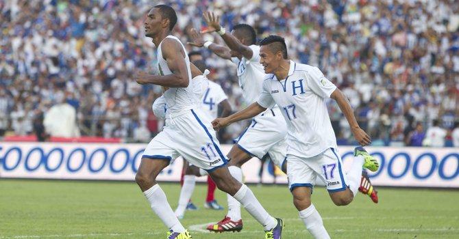Honduras busca sellar su pase a Brasil