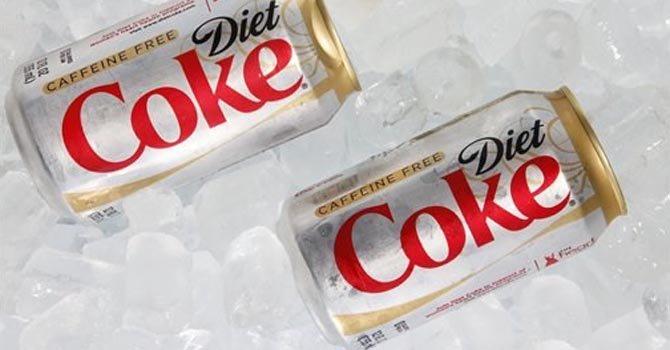 Ingrediente de la coca cola dietética bajo la lupa