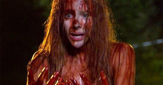La película de terror Carrie llega al cine
