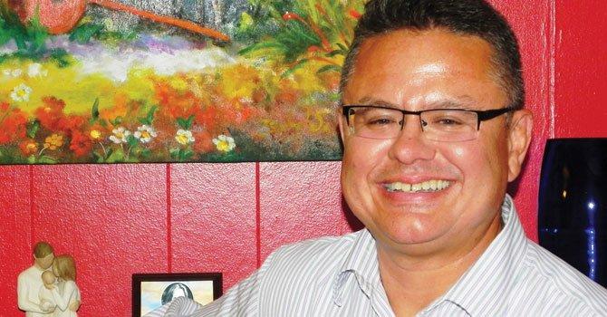Robert Rivera quedó en un lejos tercer lugar en la contienda por el alguacil de Fairfax.
