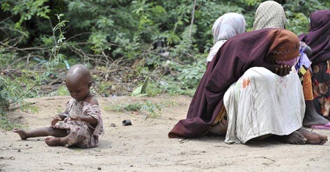 Uno de cada cuatro africanos pasa hambre
