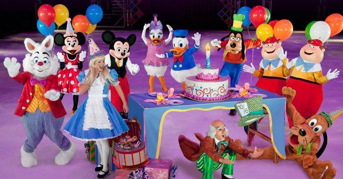 De competencias a la pista de Disney