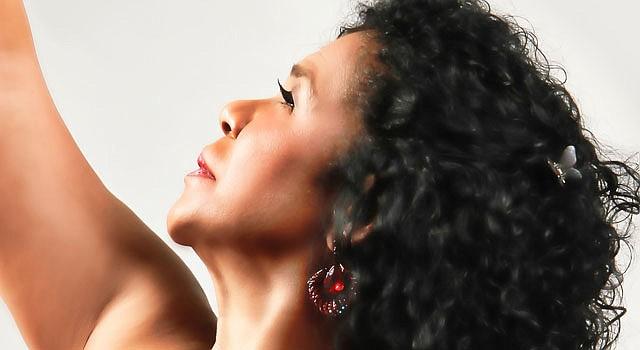 CANTANTE. Eva Ayllón, embajadora de la música afroperuana.