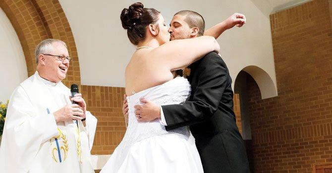 La fotografía de una boda