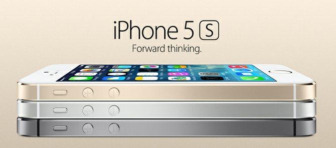 Presenta Apple 2 nuevos iPhone y el iOS7