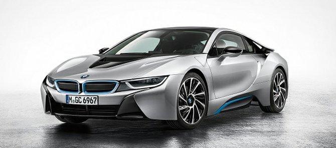 El BMW i8 inicia una nueva era a un precio de $135,925 dólares