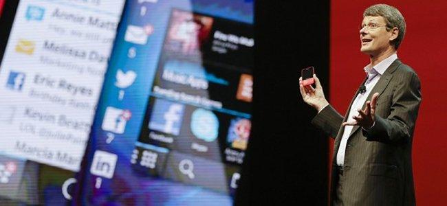Se vende BlackBerry por $4700 millones de dólares
