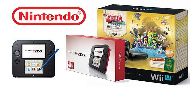 Nintendo presento novedades para Navidad 2013