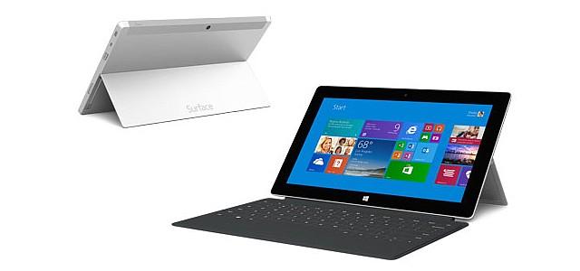 Microsoft presento nueva generacion de Surface