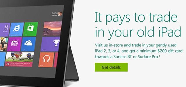 Microsoft lanza estrategia para ganar mercado