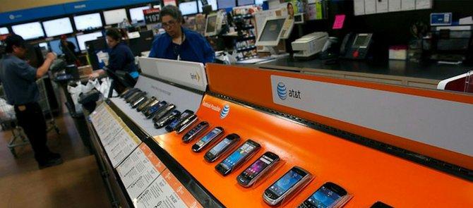 Walmart USA lanza programa de actualizacion de teléfonos