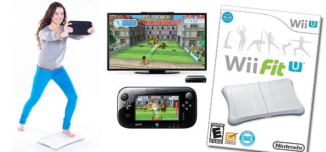 El WiiFit U sera gratis por un tiempo