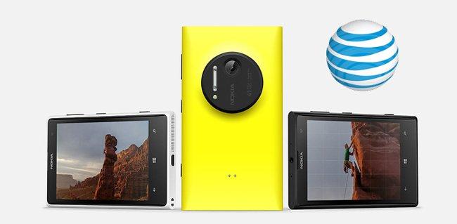 Nokia Lumia 1020 de ATT…redefine la fotografía móvil
