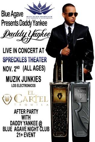 Gana boletos para ver a Daddy Yankee!