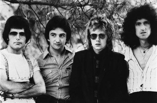 Queen vuelve a los listados de éxitos superando a Shakira y Maluma en Spotify