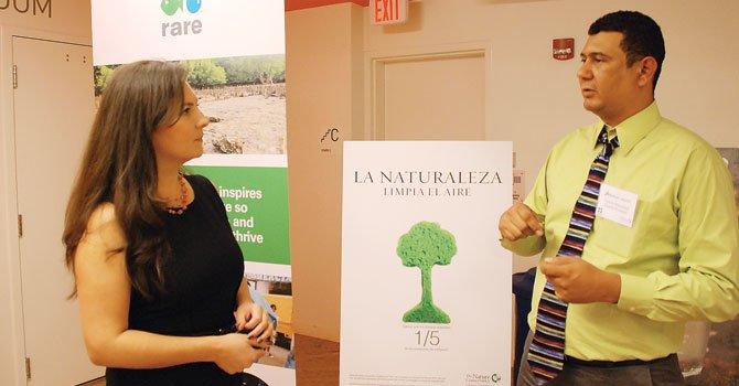 Premian a grupos defensores del medio ambiente en Honduras y México
