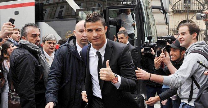Juventus busca revancha ante el Real Madrid