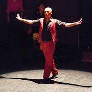 KULIKOV. Aleksey Kulikov es un ucraniano apasionado por el flamenco.
