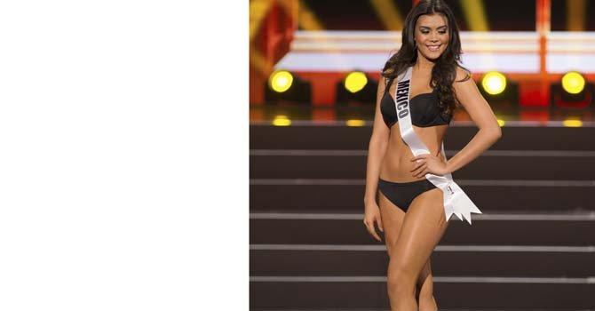 Miss México Cynthia Duque