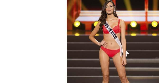 Miss Puerto Rico, Monic Pérez