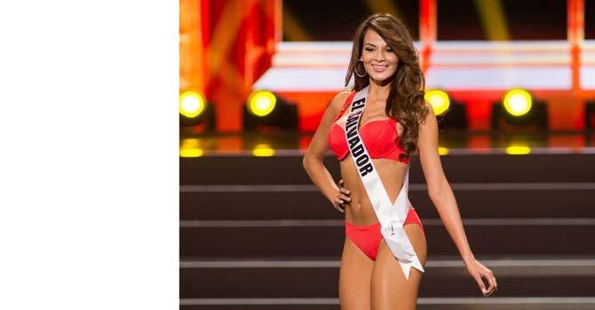 Miss El Salvador, Alba Delgado