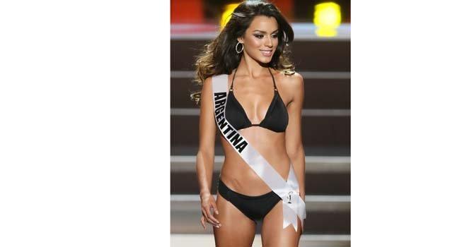 Miss Argentina, Brenda González,