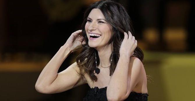 Laura Pausini cumple 20 años de trayectoria