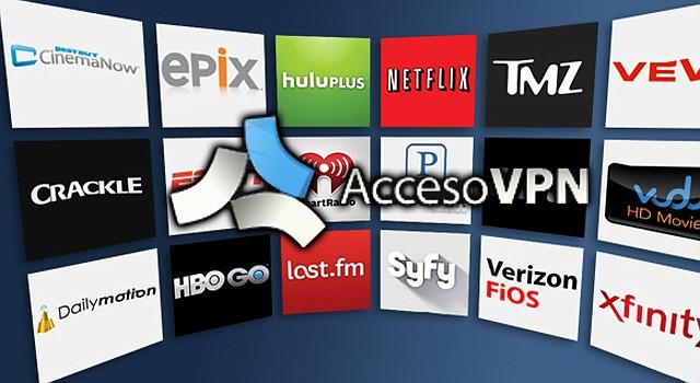 Con una VPN puedes tener IP de otras partes