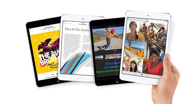 Apple presento actualizaciones a sus computadoras y un nuevo iPad