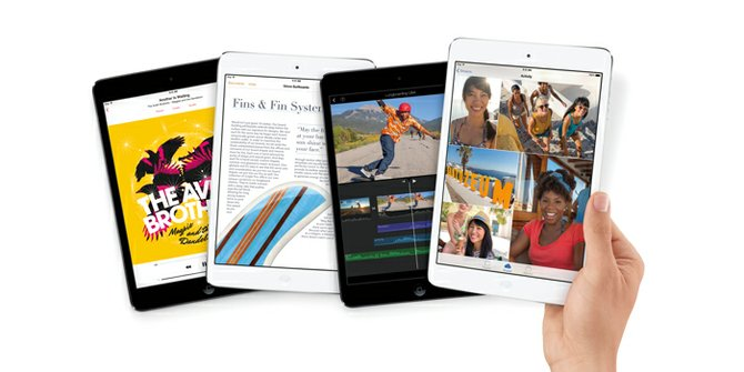 Actualiza Apple OS X, Macbooks, Mac Pros y presenta iPad Air
