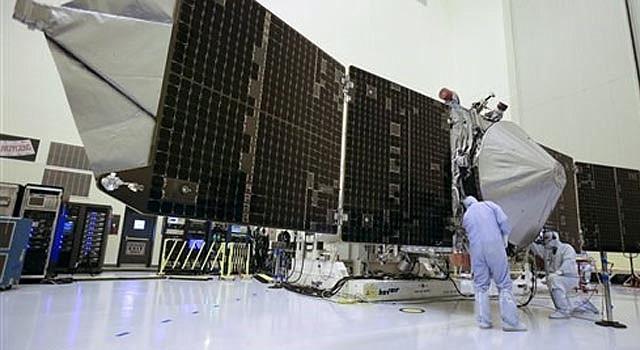 Nuevo proyecto de la NASA analiza la atmósfera y la superficie de Marte.